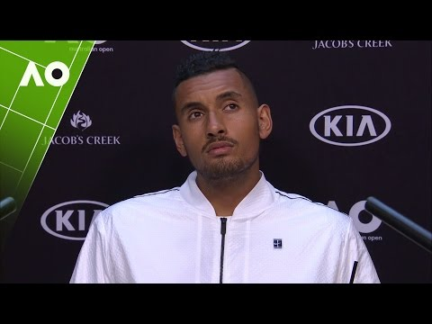 Nick Kyrgios Pre-Tournament Press Conference | Australian Open 2017