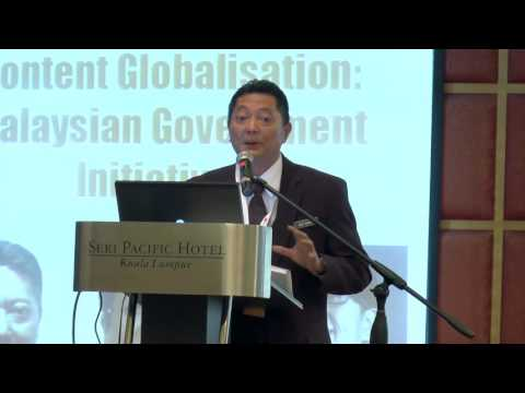 KLTCC  PT5  Content Globalisation : Malaysian Government Initiatives