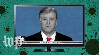Opinion | Sean Hannity wants to rewrite history on Fox's coronavirus coverage. He can't.