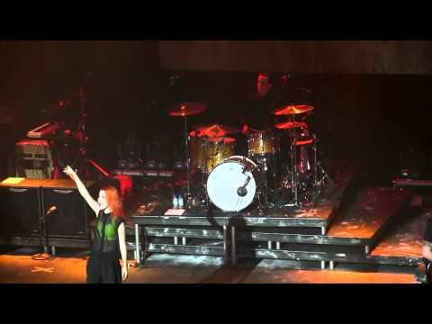 """Paramore in Pomona- """"Born for This"""" (720p HD) Live on August 14, 2012"""