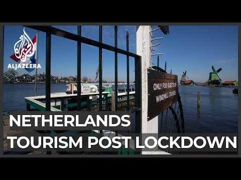 Netherlands tourism: Businesses wait to see reopening benefits