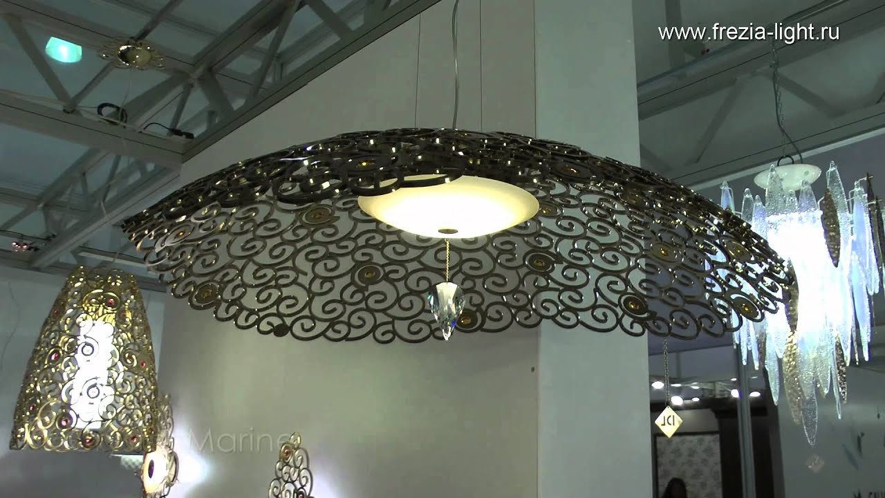 Idl Italian Design Lighting At Isaloni Moscow 2017