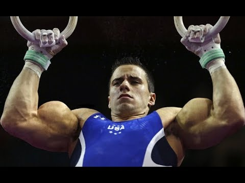 Image result for olympic gymnast biceps