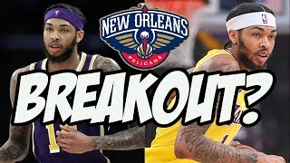 Is Brandon Ingram Ready To Breakout For The Pelicans? 2020 NBA