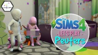 ◢ SAMEN POEPEN ◤ || Sims 4 Peuters Let