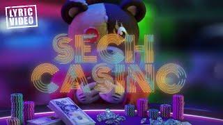 Sech - Casino (Lyric Video)