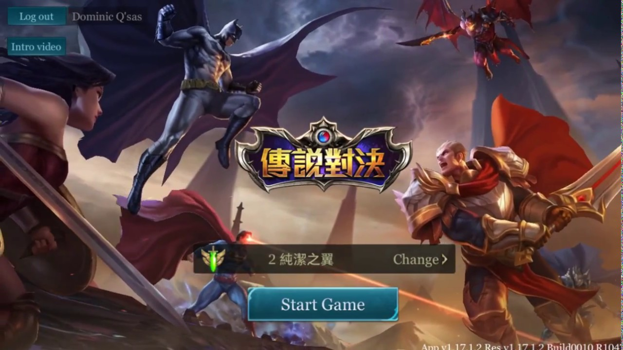 Outdated Cara Cepat Install Aov Server Taiwan English Patch