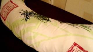 Подушка для беременных и кормления Соня(http://happysleep.com.ua/ В комплект входит подушка + сменная наволочка Цена 480 грн. РАЗМЕР: 170x30 см - Длина подушки..., 2011-11-16T12:57:13.000Z)