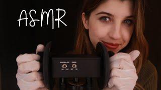 ASMR Latex Ear Massage ~