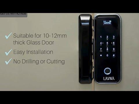 LAVNA  |  Digital Locks, Installation Video of LA-5