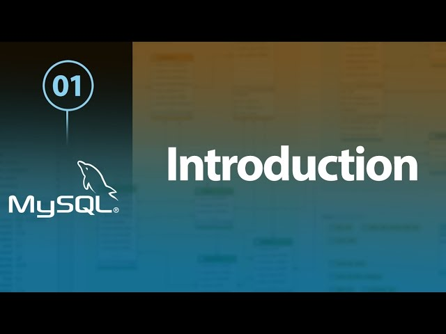 MySQL 5 Essential Training