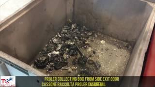 TC Recycling - Compressori frigorifero, pannelli coibentati - Molino Verticale a Densità Variabile
