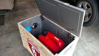 part 7 sound deadening installed honda eu2000i inverter generator baffle box