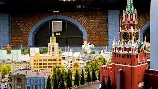 Шоу музей ''Гранд Макет Россия''. Санкт-Петербург.