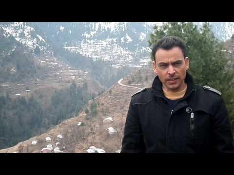 BBC Report LOC AZAD KASHMIR Chakothi beautifull kashmir