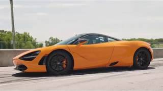 homepage tile video photo for McLaren 720S at Lightning Lap 2018