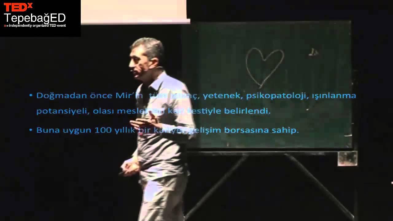 Egitimde Gelecek | Ziya SELÇUK | TEDxTepebağED