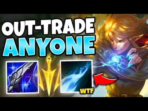 LETHAL TEMPO EZREAL IS TAKING OVER KOREAN HIGH ELO! AND IT WORKS MID LANE?! - League Of Legends