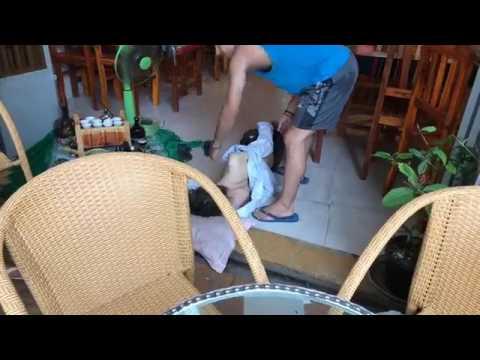 Irishman Donal Creagh Collapses and Dies in Ethiopian Restaurant in Phnom Penh, Cambodia