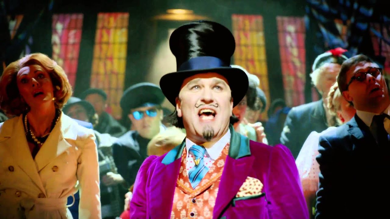 charlie and the chocolate factory the new musical extended charlie and the chocolate factory the new musical extended trailer 2013 sam mendes roald dahl