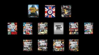 All Grand Theft Auto themes  1997-2013  Resimi