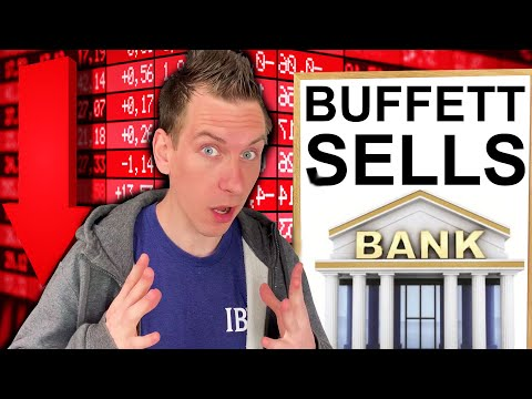 Warren Buffett Sells Bank Stocks Why? | Goldman Sachs & JPMorgan Chase