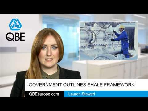 Government outlines shale framework