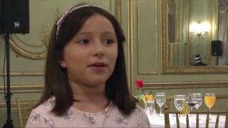 مراكز أرجنتينية لتعليم الأطفال طريقة النبلاء في تناول الطعام