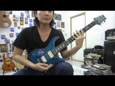 Guitar Lesson Beginner สอนกีตาร์ไฟฟ้าเบื้องต้น