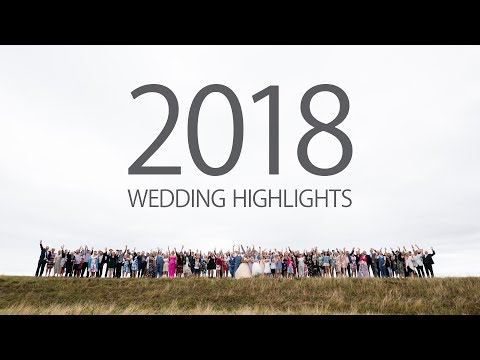 Best of 2018 Wedding Photography - Andy Sidders Photography