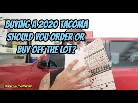 buying-a-2020-tacoma-|-should-you-order-or-buy-off-the-lot?