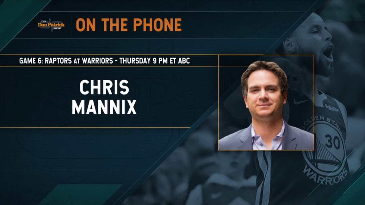 S.I.'s Chris Mannix Talks Durant Injury, Free Agency & More w/Dan Patrick | Full Interview