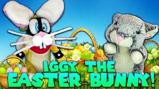 Iggy Koopa the Easter Bunny! - Super Mario Richie