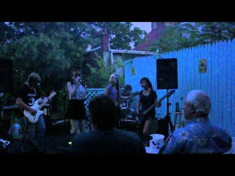 Custard Pie (Led Zeppelin) Covered by...