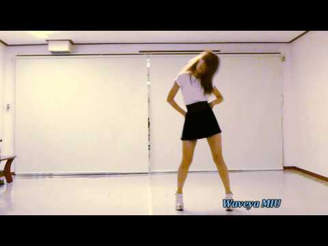 2NE1- I LOVE YOU Dance Practice Video Waveya MiU 웨이브야 미유