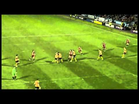 Kevin Brown offload try setup (2010)