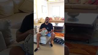 حسين الجسمي بالبنط العريض (طبلة)