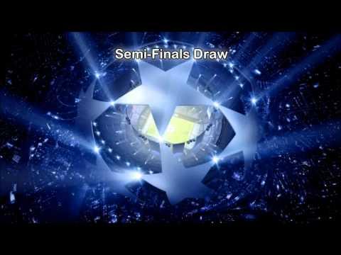 UEFA Champions League 2010-2011 Quarter-Finals & Semi-Finals & Final Draw