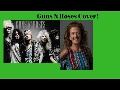 #GunsnRoses #Patience #Cover April 2, 2018