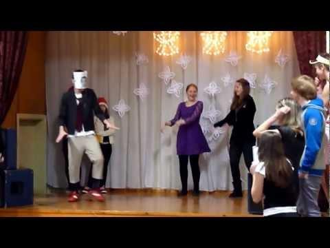 Mr. Been dance mūsu klasē:D Z-svētku priekšnesums.