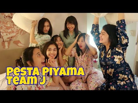JKT48 Team J Pesta Piyama
