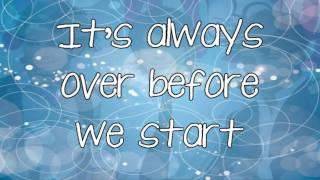 Jonas Brothers - Things Will Never Be The Same Lyrics (JONAS L.A)