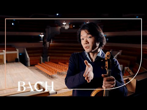 Sato on Bach Orchestral Suite No. 1 in C major BWV 1066 | Netherlands Bach Society