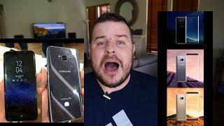 Galaxy S8 Plus Verizon Retail Box LEAKS! | Galaxy S8 Unconditional REFUNDS | Super Mario Run Android