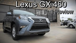 2016 Lexus GX 460: Full Review