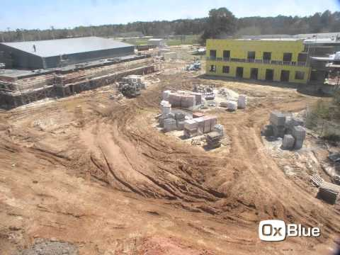 Archbishop Hannan High School Construction Time Lapse