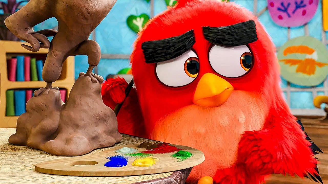 Download THE ANGRY BIRDS MOVIE All Movie Clips (2016)