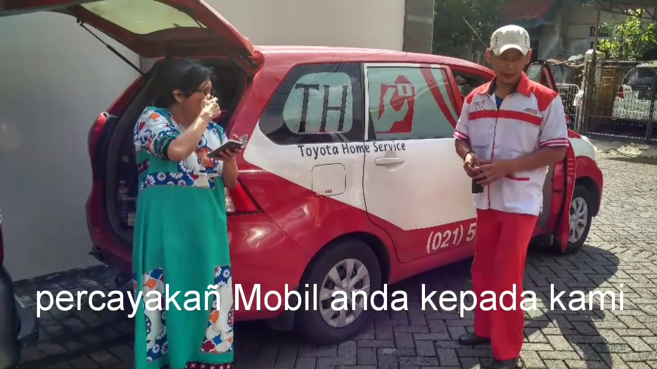 ths (toyota home service) daan mogot. - youtube