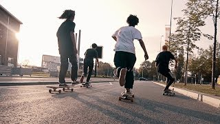 Longboard Dancing and Freestyle World Championship | SYCLD 2018
