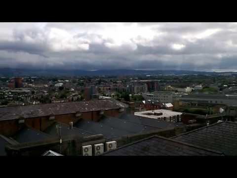 Dublin Skyline from Gravity Bar